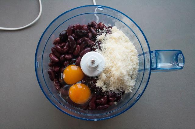 Polpette vegetariane di fagioli rossi step 3