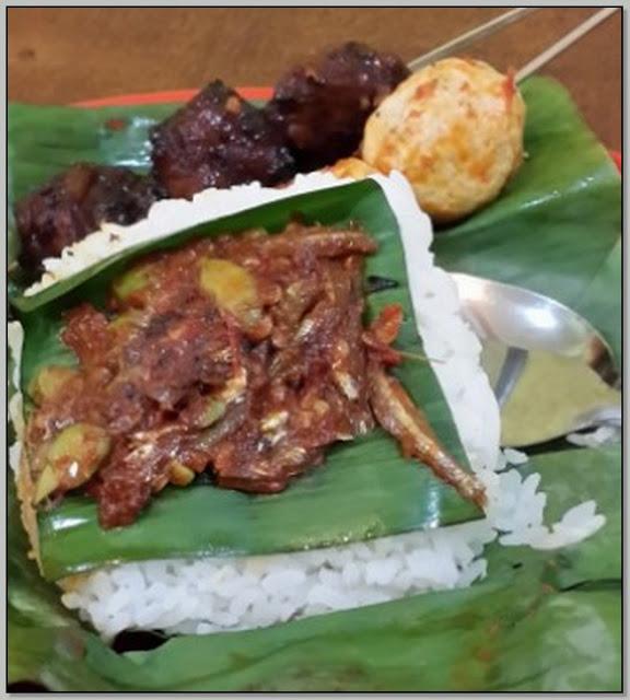 Kuliner Enak Di Kota Probolinggo – Nasi Gurih Bakar di Angkringan Cak Kasan