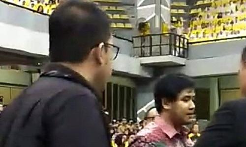 PMII: Aksi Kartu Kuning Ketua BEM UI ke Jokowi adalah Pesanan