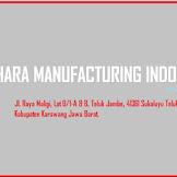 Loker PT Ihara Manufacturing Indonesia Terbaru 2020