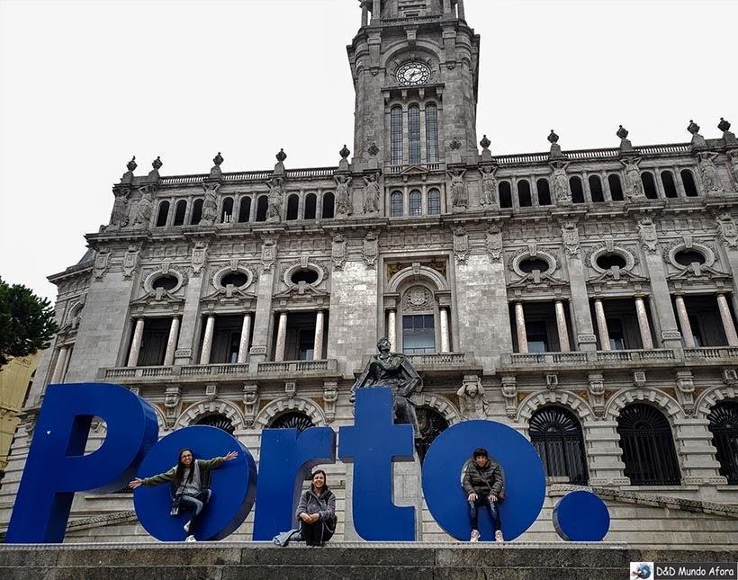 Letreiro do Porto - Porto Card: transporte, entrada grátis e descontos