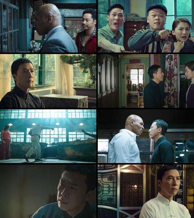 Ip Man 3 2015 Chinese 480p BRRip