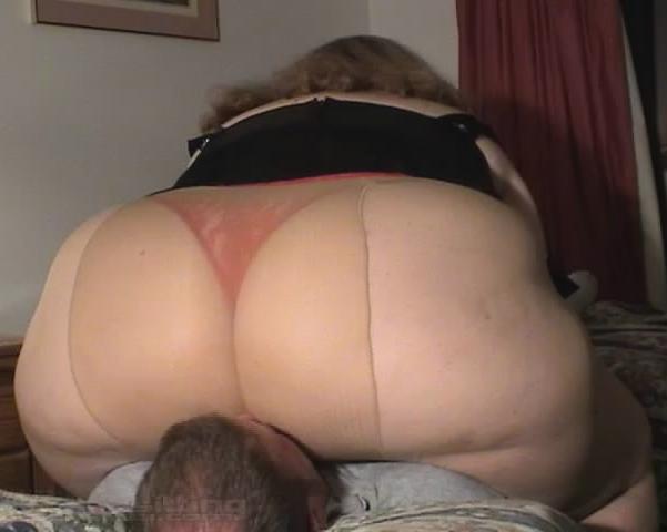 Facesitting bbw mistress