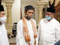 UAS Ajak Seluruh Warga dan Jamaah di Medan Pilih Akhyar-Salman Nomor 1