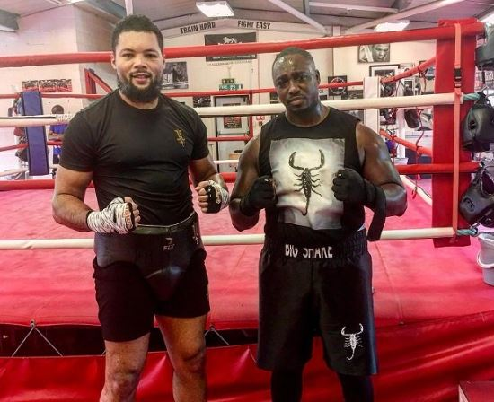 Security Boss who turned to professional boxing to remain disciplined