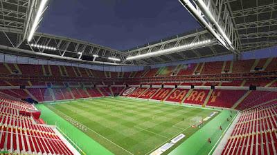 PES 2019 Stadium Türk Telekom Arena by Arthur Torres