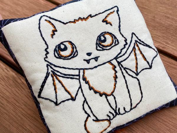 Cat-oween