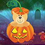 Play Games4King Pumpkin Halloween Escape