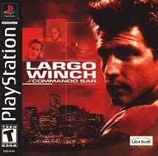 Largo Winch - Commando Sa - PS1 - ISOs Download