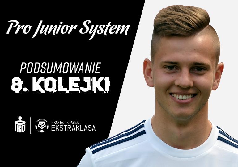 Daniel Ściślak zarobił dodatkowe punkty do Pro Junior System po występie w reprezentacji U21 przeciwko Estonii<br><br>fot. Górnik Zabrze / gornikzabrze.pl<br><br>graf. Bartosz Urban