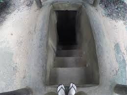 terowongan cu chi tunnel vietkong perang amerika vietnam cerita