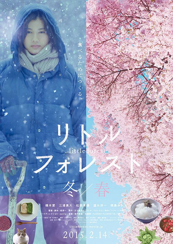 Sinopsis Little Forest: Winter & Spring (2015) - Film Jepang