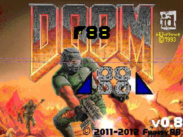 DooM 88 Official Website: We are presenting to you