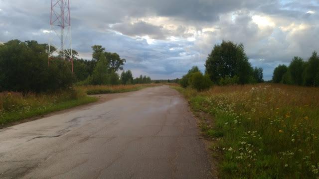 Три дня, Четыре области, 650км, Москва-Иваново-Вичуга-Нижний Новгород