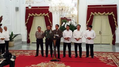 Sebut Aksi 4 November Ditunggangi Aktor Politik, Pernyataan Presiden Justru Bisa Memperkeruh Suasana - Commando