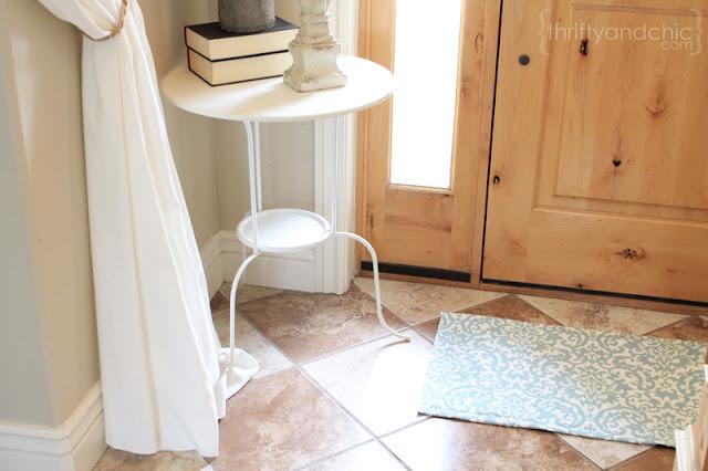 织物地毯教程