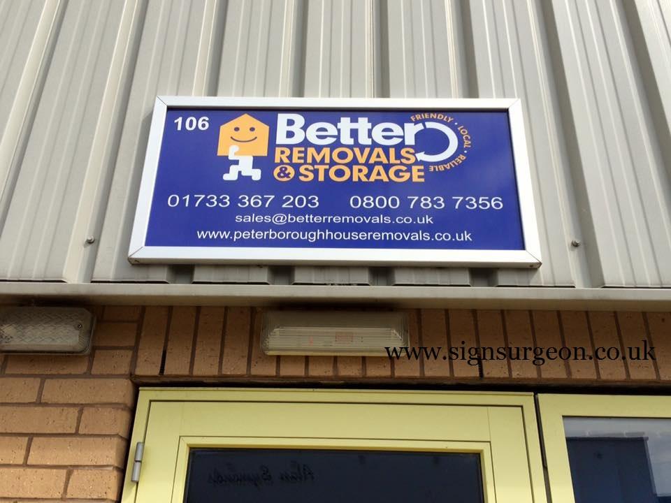 Sign Surgeon Vehicle Wraps And Signage Peterborough