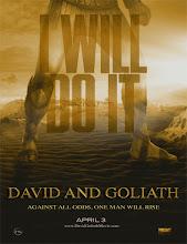 David and Goliath (2015) [Latino]