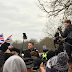 TOMMY ROBINSON & KATIE HOPKINS CHALLENGE MUSLIM-OCCUPIED LONDON AT SPEAKERS' CORNER