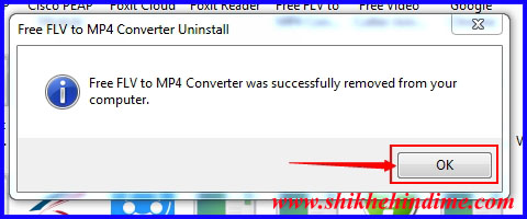 Computer Ya Laptop Se Software Kaise Uninstall Kare5