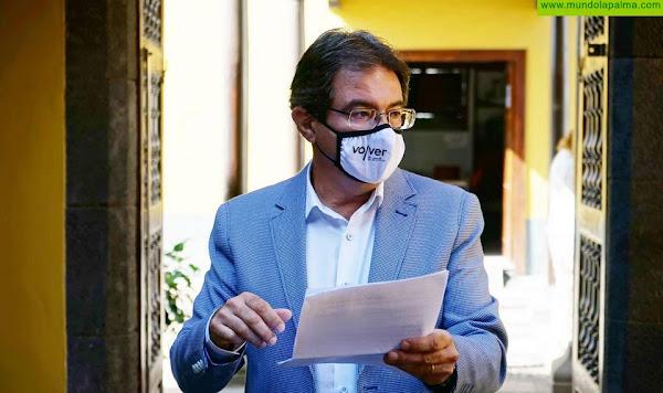 José Adrián Hernández pide a CC en el Cabildo que se ponga del lado de los agricultores y no de quienes pretenden recortar el Posei
