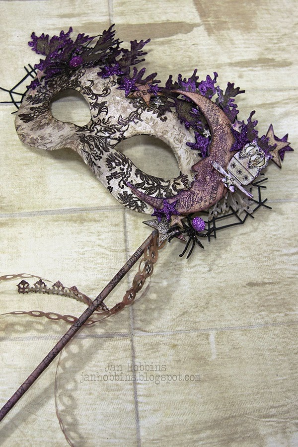 Halloween Mask In My Own Imagination Enchanting How To Decorate A Mask