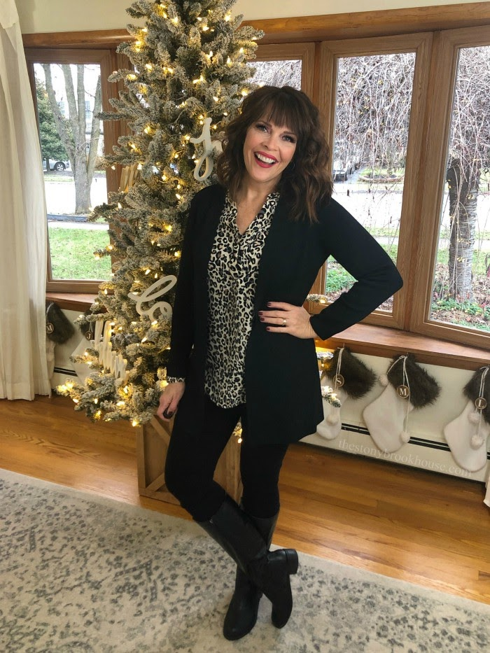 Sunday Style Over 50 - We Are In Training