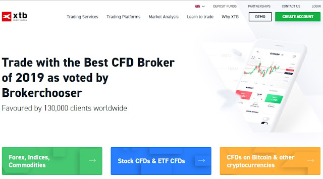 XTB Broker Review
