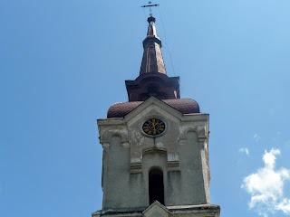 Долина. Церковь Рождества Девы Марии (1839 г.)
