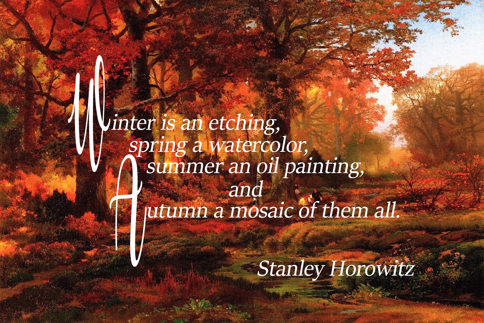 CELEBRATING AUTUMN - Fall Quotes, Art & Folklore | Enchanted ...