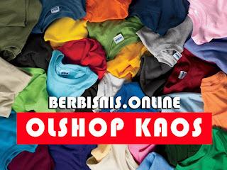 Membuat online shop kaos dengan mudah dan simpel