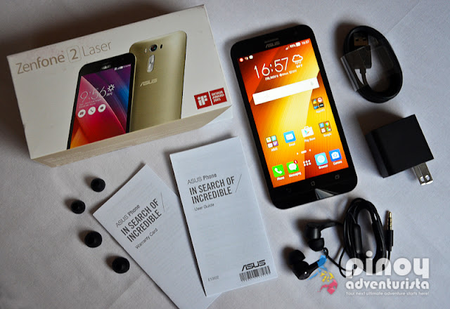 Asus Philippines Zenfone 2 Laser Review