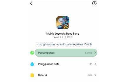 Cara Mengatasi Aplikasi Android Tambah Ukuran Pas di Instal