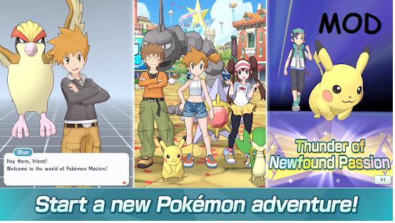 Pokémon Masters Mod