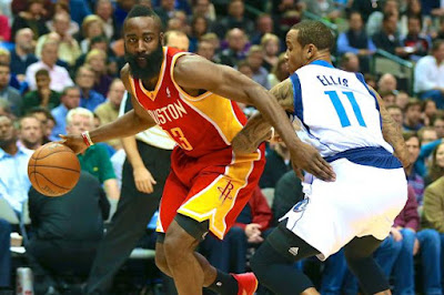Dallas Mavericks vs Houston Rockets