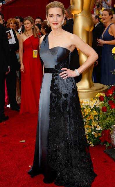 Oscar de 2009  Kate Winslet vestido