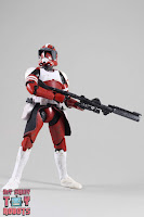 Star Wars Black Series Clone Commander Fox 26