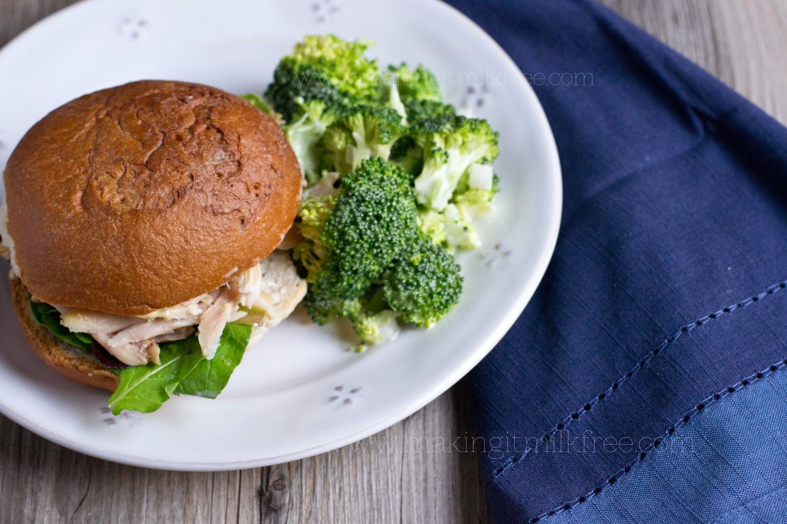 #glutenfree #dairyfree #eggfree #chicken #caesar #sandwiches