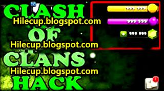 Clash of Clans Hile MEGA Mod v10.322.16 Hileli Apk 11 Ağustos 2018