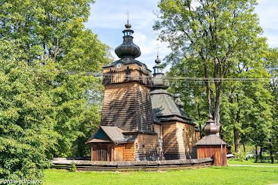 Cerkiew Opieki Bogarodzicy w Hańczowej