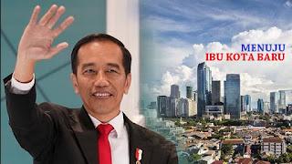 Jokowi Ungkap Jurus Jitu Kumpulkan Uang Bangun Ibu Kota Baru