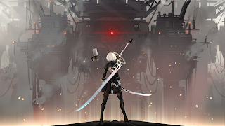 Nier Automata Wallpaper