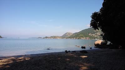 Praia do Camorim Pequeno
