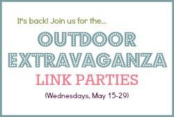 Outdoor Extravaganza poster.