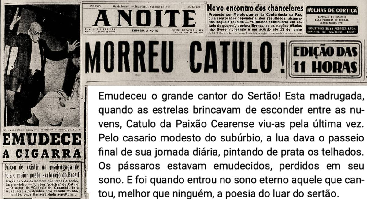 ambiente de leitura carlos romero ensaio flavio ramalho brito literatura paraiba catulo paixao cearense luar sertao joao pernambucano direitos autorais epitacio pessoa