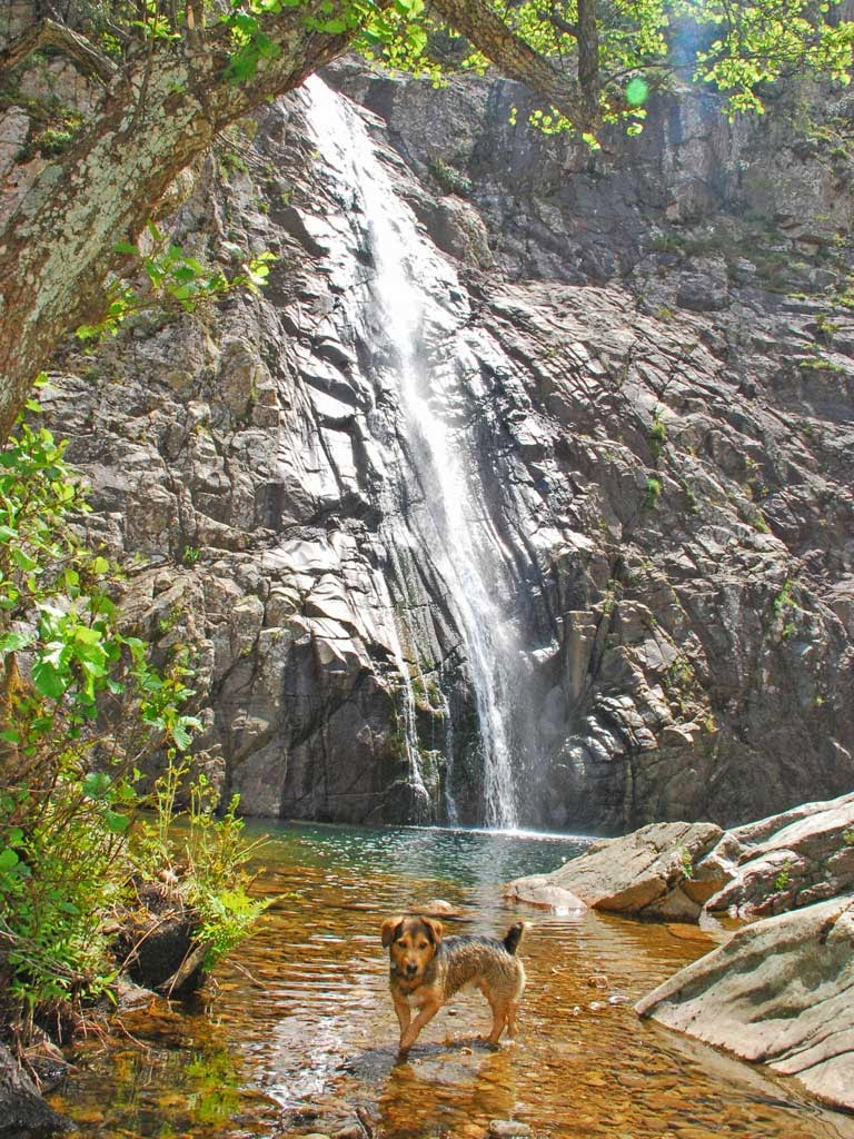 Inside Sardinia Sardinia Waterfalls