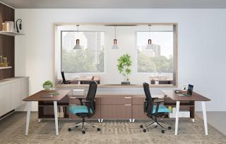 DeXTR 2 Person Desk