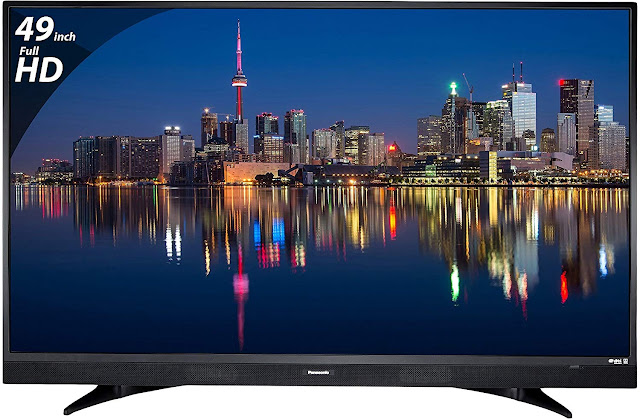 Panasonic 123.4 cm (49 Inches) Viera Full HD LED Smart TV,Panasonic 4k led tv,4k led tv,panasonic 4k ultra hd tv,panasonic full hd tv
