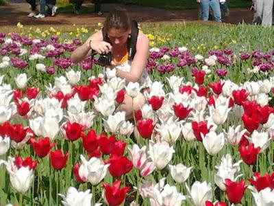 Taman Bunga Keukenhof Belanda