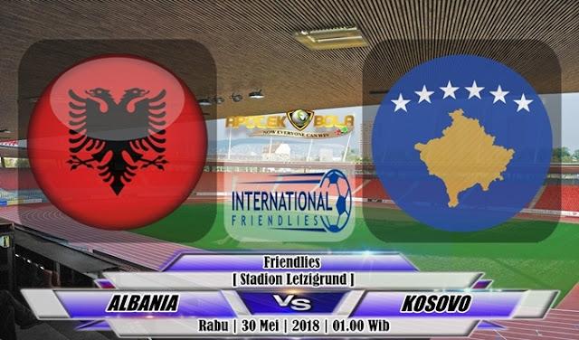 Prediksi Albania vs Kosovo 30 Mei 2018